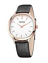 HongKong brand KEZZI  business quartz leather men watch  K1155G Fashion Watch Cool Watches Unique Watches