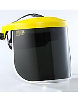 contra salpicaduras, anti química, lucha contra la radiación ultravioleta y la máscara de soldadura luz de alta