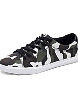 Men's Shoes Canvas Outdoor / Athletic / Casual Sneaker Flat Heel Chuck Taylor All Star Core