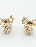 MOGE European And American Fashion Popular Earrings