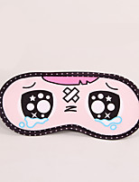 Travel Sleeping Eye Mask Type 0018 Fake Eyes With Cooling Gel