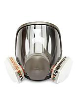 3m6800 conjunto máscara de gas, industria química, minas de carbón, laboratorio de pintura en aerosol, máscara de protección de gases