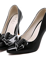 Women's Shoes Leatherette Spring / Summer / Fall Heels / Pointed Toe Heels Wedding / Party & Evening
