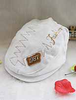 Boys Hats & Caps,Summer Cotton Blue