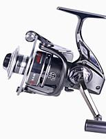 Molinetes Rotativos 5.1/1 12 Rolamentos Trocável Isco de Arremesso / Pesca Geral-BM4000 Debao