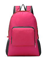 12 L Daypack / Backpack / Cycling Backpack School / Cycling/Bike / Traveling Indoor / Outdoor / Leisure Sports Compact / Multifunctional