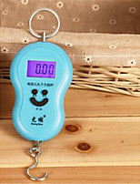 50Kg Backlit Gourd Hand-Held Portable Electronic Luggage Scales Express Parcel