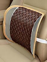 Textile Car Seat Back Ramdon Color