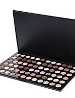 1 Eyeshadow Palette Matte Eyeshadow palette Cream Set Daily Makeup / Party Makeup / Cateye Makeup / Smokey Makeup
