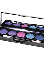 5 Colors EyeShadow Nude Comestic Long Lasting Beauty Makeup