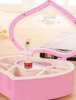 Rotating Girls Love Music Box