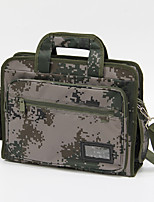 15inch Camouflage Laptop Bag/Case for Business/Student Army Green