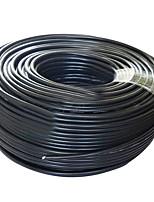 экранированный кабель управления защитой RVVP 2 * 0,75 квадрат (200 м / рулон)