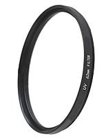 emoblitz 62mm uv ultraviolette beschermer lensfilter zwart