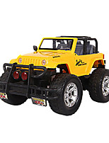 Buggy (Off-road) Other Hummer 1:12 Brushless Electric RC Car Red / Yellow Ready-to-go