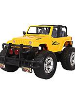 Buggy (fuoristrada) Other Hummer 1:12 Elettrico senza spazzola RC Auto Rosso / Giallo Pronto all'uso