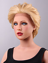 Special Charming Wavy  Lace Front Human Hair Wig
