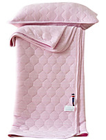 Multicolor Solid Summer Cool Quilt