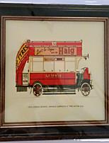 Canvastaulu Asetelma Classic / Perinteinen,1 paneeli Kanvas Neliö Tulosta Art Wall Decor For Kodinsisustus