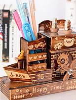 Little Bear Windmills Music Box