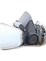 3m6200 pintura de polvo máscara de gas máscara de siete piezas (de acuerdo con el conjunto 6200 -6002 individual)