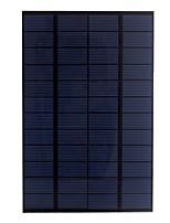 4w 6v animaux silicium monocristallin laminé panneau solaire cellule solaire pour diy (sw4006)
