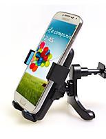 téléphone de voiture titulaire voiture de support de téléphone multifonction universel couleur navigateur vent support de téléphone