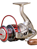 Spinning Reels 5.5/1 10 Ball Bearings Exchangable Bait Casting / General Fishing-DF1000 Yumores
