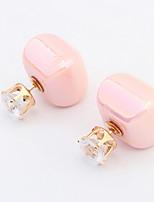 Fashion Earrings Sweet Candy Box