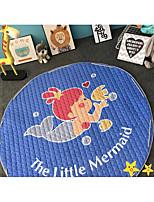 Round Cotton Storage Toy Baby Pad Children Game Pad Climbing Pad