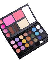 21 couleurs fard à paupières nude comestic longue maquillage beauté durable
