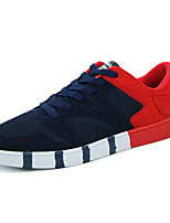Men's Shoes Tulle Casual Sneakers Casual Sneaker Flat Heel Others Blue / Green / Red