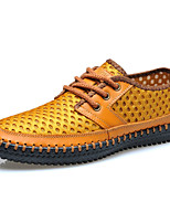 Men's Shoes PU Outdoor / Athletic / Casual Loafers / Slip-on Outdoor / Athletic /