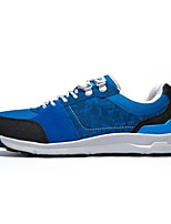 361°Blue/Gray/Green/Orange Rubber Surface Air Suspension Running Men's Shoes