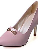 Da donna-Tacchi-Ufficio e lavoro / Casual-Tacchi / A punta-A stiletto-PU (Poliuretano)-Blu / Rosa
