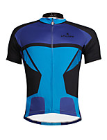 PALADIN Bike/Cycling Jersey + Shorts / Tops Men's Short SleeveBreathable / Ultraviolet Resistant / Quick Dry / Soft / Compression /