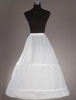 Slips(Taft,Weiß) -91cm-1-Abendkleid