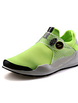 Men's Sneakers Spring / Summer / Fall Comfort Fabric Casual Flat Heel Others Black / Blue / Green / Royal Blue Sneaker
