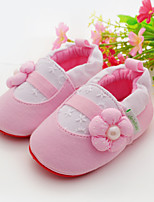 Baby Shoes Outdoor / Work & Duty / Casual Cotton Loafers Pink