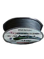 100M / 110 Yards Monofilamento Cinzento 120lb 0.2 mm Para Pesca Geral