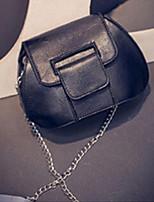 Women-Casual-PU-Shoulder Bag-Brown / Red / Black