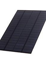 4w 18v stratifié silicium polycristallin panneau solaire cellule solaire animal de compagnie pour diy (sw4018)