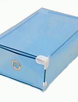Met deksel-Kunststof-Opslag Dozen / Bewaarsystemen / Sieradenorganizers