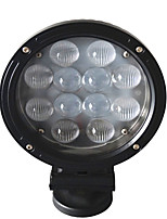 1pcs alta intensità IP68 60w luce di lavoro ha condotto la luce 4x4 lavoro