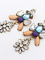 Retro Royal Sister Style Earrings