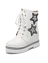 Women's Shoes  Platform / Fashion Boots Boots Outdoor / Office & Career / Casual Platform OthersBlack /  &977