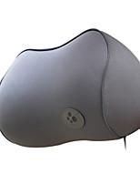 26*16 Cotton Car Seat Headrest Gray