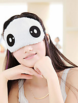 1 pcs venda quente sono de inverno bonito dos desenhos animados panda compressa olho sombreamento óculos portáteis