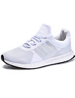 Men's Sneakers Spring Summer Comfort Tulle Outdoor Athletic Casual Flat Heel Lace-up Running