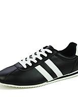 Men's Cortez Hollow out Breathable Shoes PU Leather Casual Canvas EU 39-43